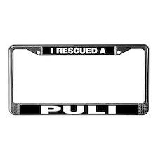 I Rescued a Puli