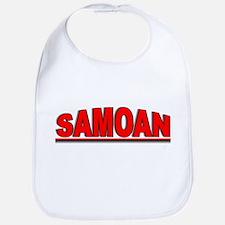"""Samoan"" Bib"
