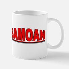"""Samoan"" Mug"