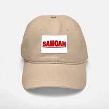 """""""Samoan"""" Baseball Baseball Cap"""