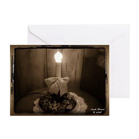 Candle Lamp Greeting Cards (Pk of 10)