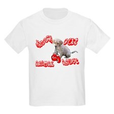 Knock Out Animal Abuse T-Shirt