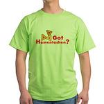 Got Hamentashen Green T-Shirt