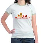 Got Hamentashen Jr. Ringer T-Shirt