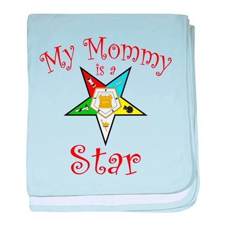 My Mommy's A Star Infant Blanket