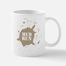 Mud Run - Brown Mug