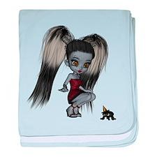 Rag Doll Zizi Infant Blanket
