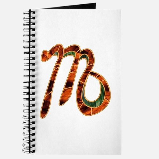 Virgo Zodiac Signs Journal