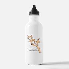 Floozy Cat Water Bottle