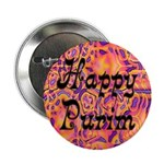 "Happy Purim 2.25"" Button (100 pack)"