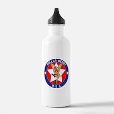 ROLLER DERBY U.S.A. Water Bottle