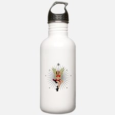 ROLLER DERBY GIRL Water Bottle