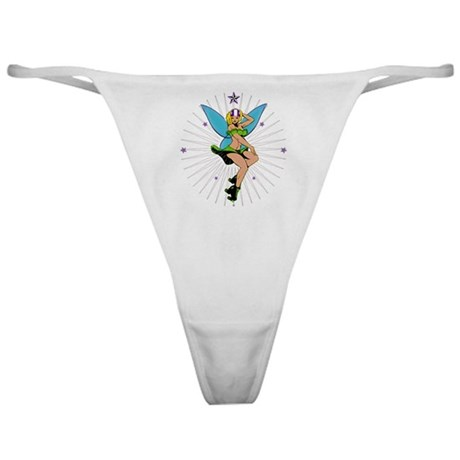 ROLLER DERBY TINK Classic Thong