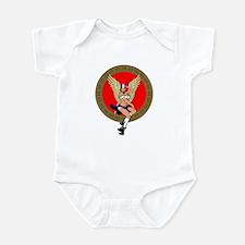JAPANESE SHCOOLGIRL ROLLER VIXEN Infant Bodysuit