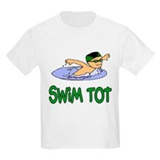 Swim Tot Andrew Kids T-Shirt