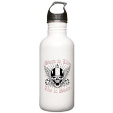 LIVE TO SKATE Water Bottle