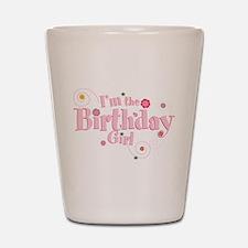 Birthday girl 3.png Shot Glass