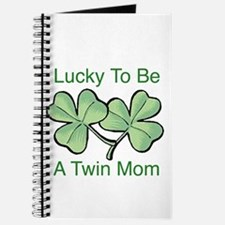 Lucky To Be A Twin Mom Journal