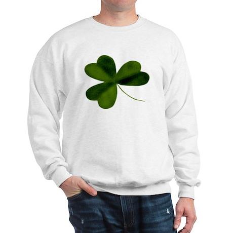 Simple Shamrock Sweatshirt