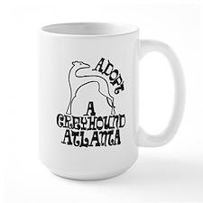 """Mug""""'60s style logo"""""""