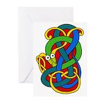 Snake ~ Nathair  Greeting Cards (Pack