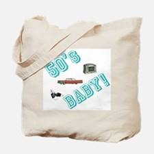 50's Baby! Tote Bag (Era Collection)