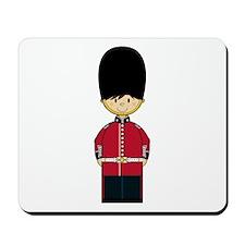 British Royal Guard Mousepad