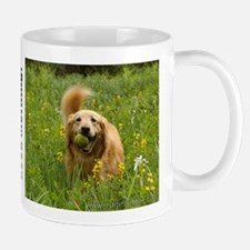 Golden Retriever Mug: Good Morning!