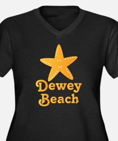 Dewey Beach Plus Size T-Shirt