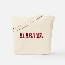 Vintage Alabama Tote Bag