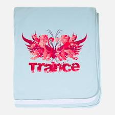Heraldry Trance Infant Blanket