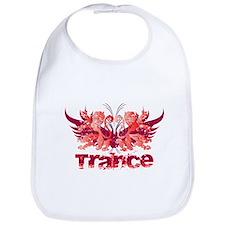 Heraldry Trance Bib