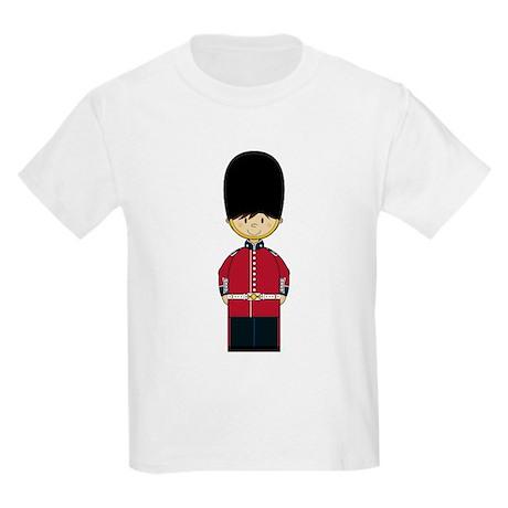 British Royal Guard Kids T-Shirt