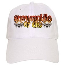 Snowmobile or Die Hat
