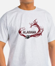Crimson Tide Football T-Shirt