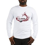 Alabama crimson tide football Long Sleeve T-shirts