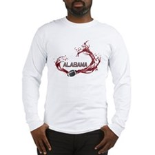 Crimson Tide Football Long Sleeve T-Shirt