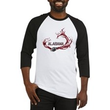 Crimson Tide Football Baseball Jersey