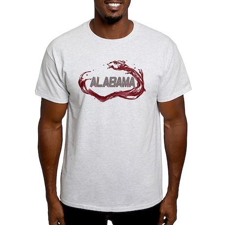 Alabama Crimson Tide Light T-Shirt