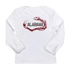 Alabama Crimson Tide Long Sleeve Infant T-Shirt