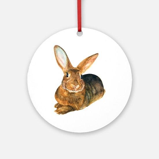 Basil Ornament (Round)