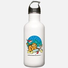 Odie Reindeer Water Bottle