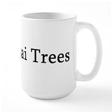 I Love Bonsai Trees Mug