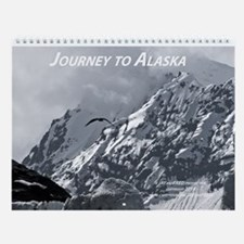 Journey To Alaska Wall Calendar