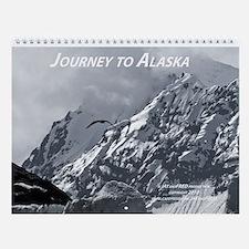 Journey To Alaska Wall Calendar