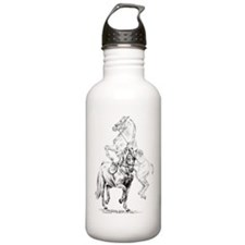 Born to Dance Sports Water Bottle