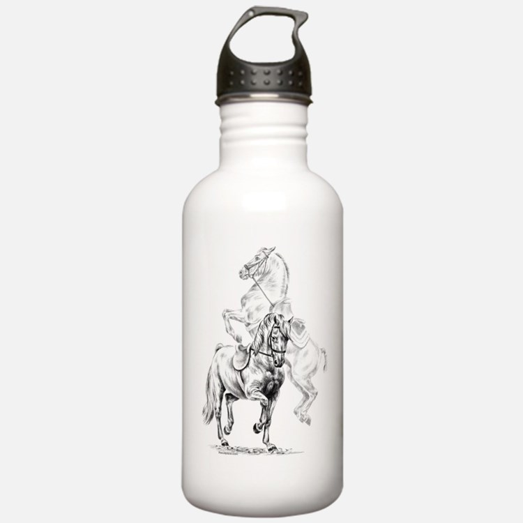 Water Bottle In Spanish: Spanish Horse Water Bottles