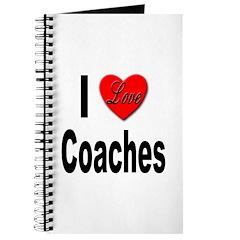 I Love Coaches Journal