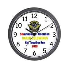 5th NGW Get Together Run 2010 Wall Clock