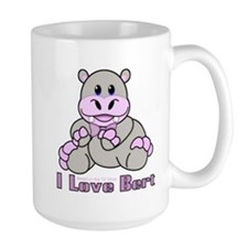 Bert the Hippo Mug